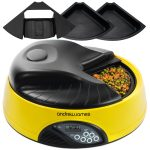 Andrew James 4 Day Meal Automatic Pet Feeder