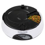Andrew James 6 Day Meal Automatic Pet Feeder