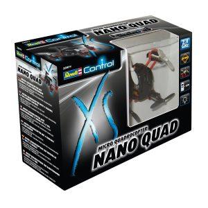 Revell Control XS Nano Quad Micro Quadrocopter_3