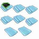 20-Pack Microfiber Cleaning Cloths for Braava