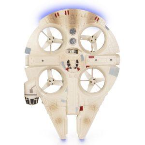 Air Hogs Star Wars Remote Control Ultimate Millennium Falcon Quad 1