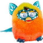 Furby Boom Crystal Series Ombre (Yellow to Orange)