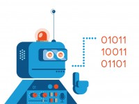 Introduction of Robots in the Service Sector
