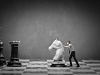 Meet Deep Blue, the Chess-Playing Robot