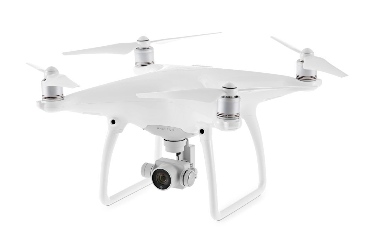 Top 10 drones 2016 - DJI Phantom 4 drone
