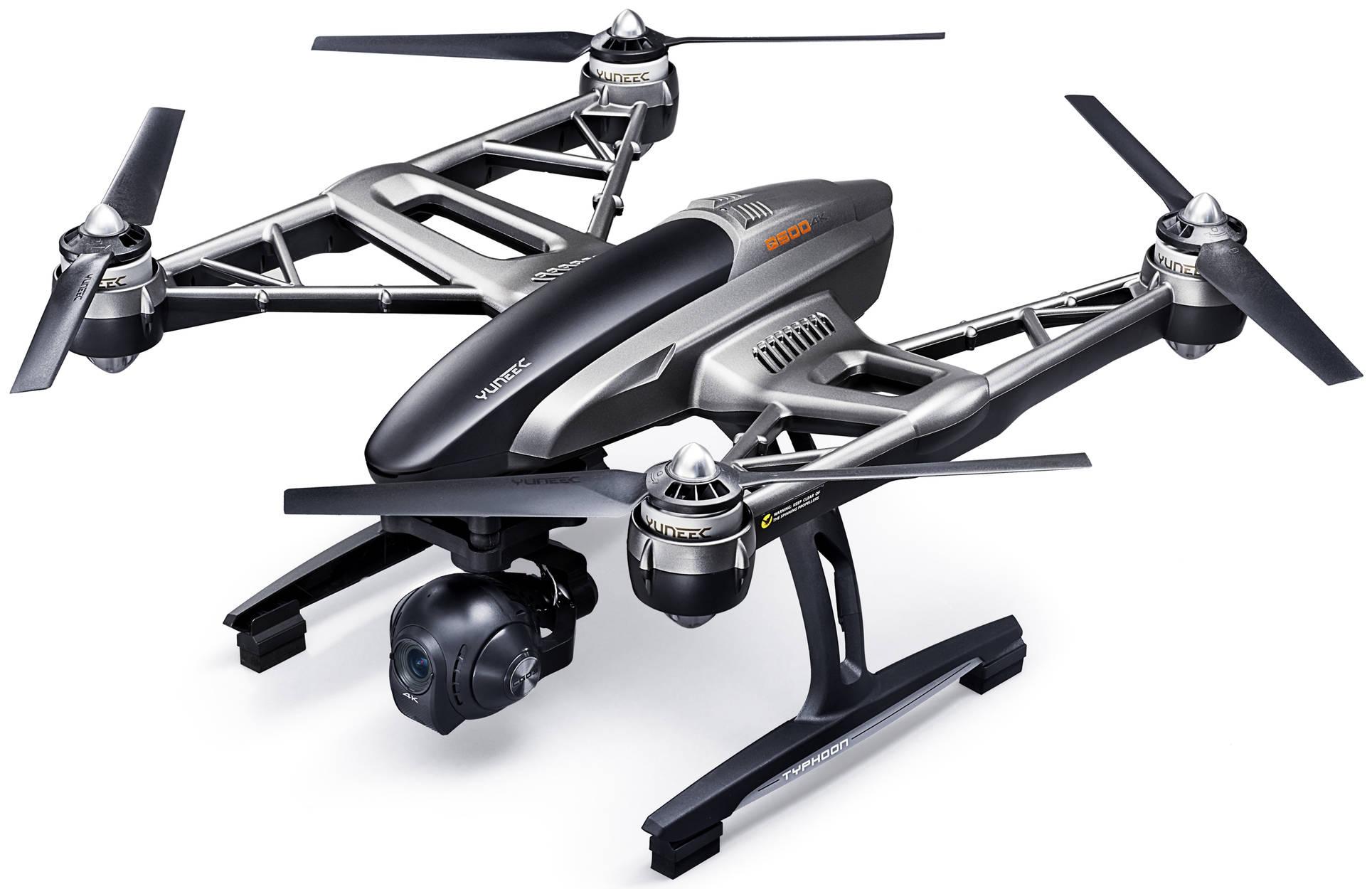 Top 10 drones 2016 - Yuneec Q500 4K Typhoon drone
