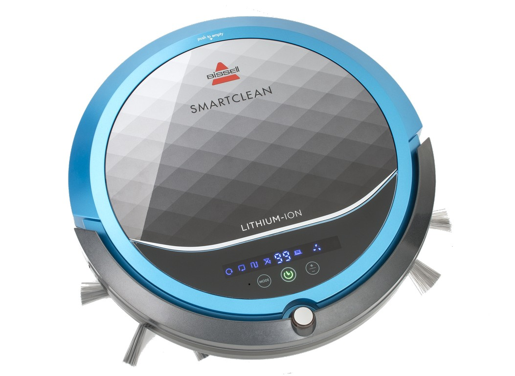 Top 10 Robot Vacuums 2016 - BISSELL SmartClean 1605 Vacuum Cleaning Robot