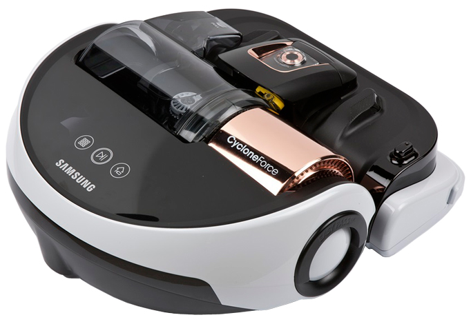 Top 10 Robot Vacuums 2016 - Samsung POWERbot VR9000