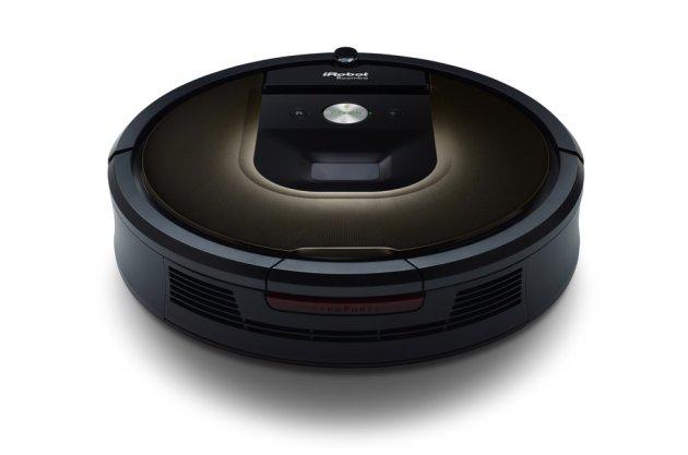 Top 10 Robot Vacuums 2016 - iRobot Roomba 980